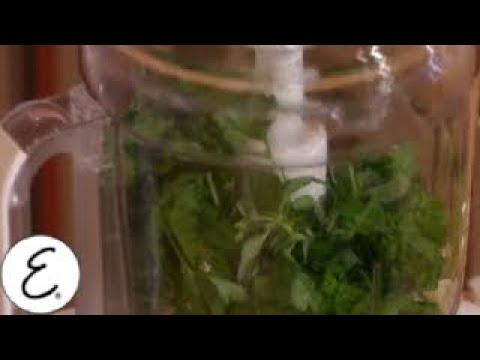 Emeril's Fresh Herb Pesto  Emeril Lagasse