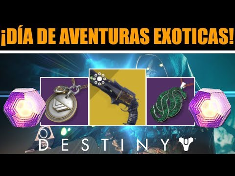 Destiny 2 - Nueva Aventura Exotica! Reinicio! Aventura de Lealtad! Espino! Actividades & más! thumbnail
