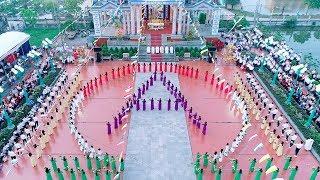 Giáo Xứ Đền Thánh Kiên Lao Đồng Tiến Hoa Dâng Mẹ 05/ 2019