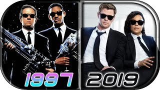 EVOLUTION of MEN IN BLACK ???? Movies (1997-2019) Men In Black: International Full Movie trailer sce
