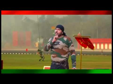 Indian Army Challange To Pakistan || Sudhar Ja Pakistan || Superhit Song || Karamvir Fauji 2016