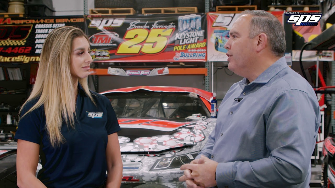 Joe Farrè Talks About SPS and Getting Started In Racing
