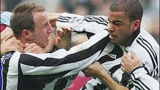 Lee Bowyer vs Kieron Dyer - Fantastic Fight!
