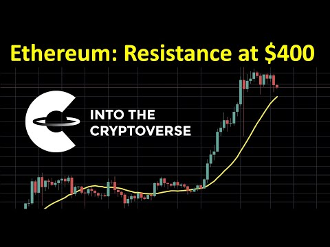 Ethereum: Resistance at $400