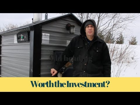 "Outdoor wood furnace ""worth the investment?"""