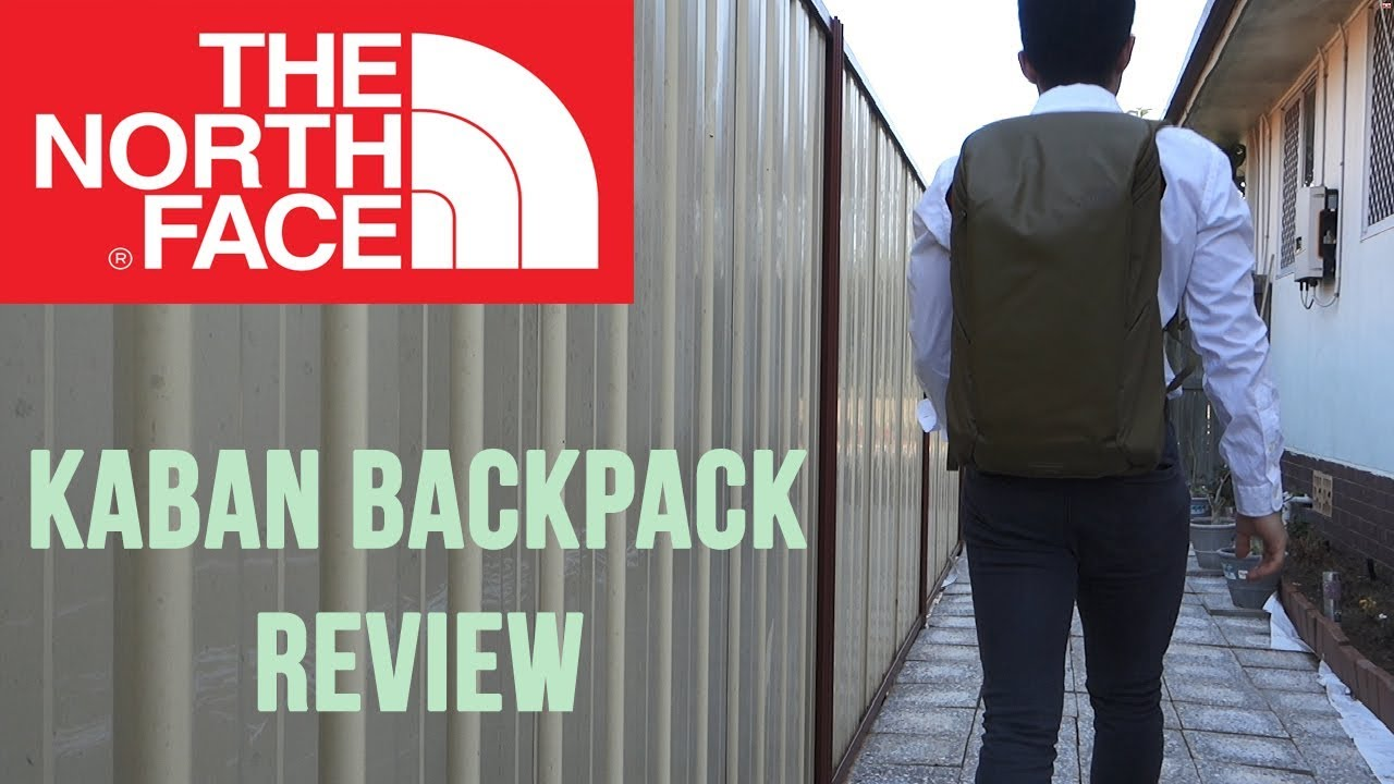 867d9ef6d North Face Kaban Backpack Review Olive Green