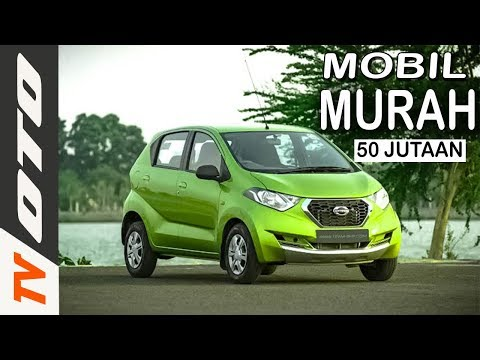 IMMEDIATE RELEASE !!! Car 50 Million Datsun Redi - GO in Indonesia How much ???