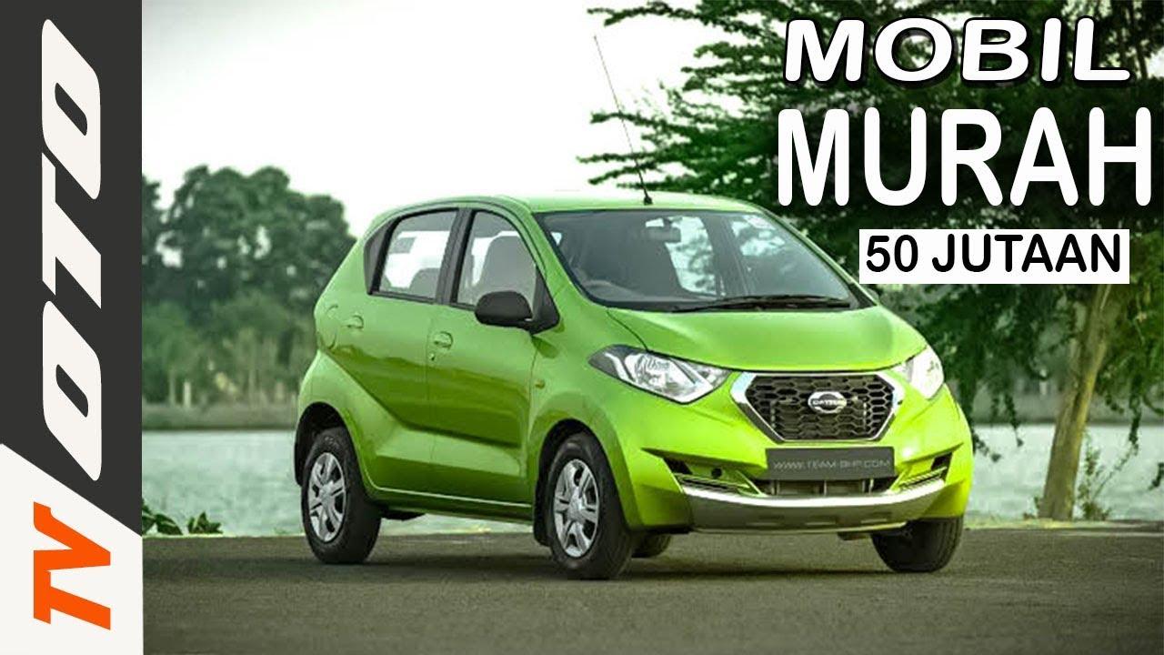 SEGERA RILIS Mobil 50 Juta Datsun Redi GO Di Indonesia Berapa