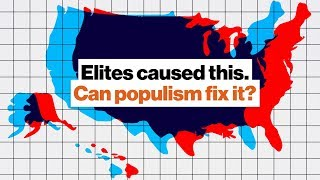 The tragedy of this American moment: Populism, elites, and the 2020 election | Anand Giridharadas