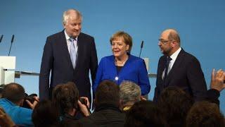 Merkel alcança acordo para formar governo na Alemanha