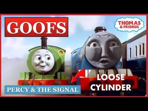 Goofs Found In Percy & The Signal (All The Mistakes)