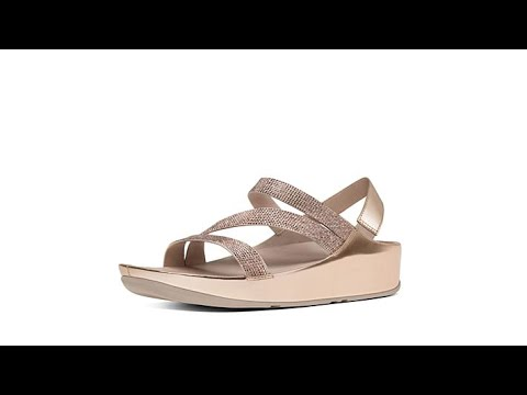 29befa4b65a FitFlop Neoflex Back Strap Sandals SKU  9020944 by Shop Zappos