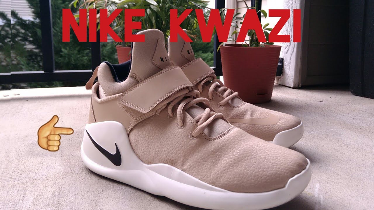 Nike Kwazi REVIEW + ON FEET