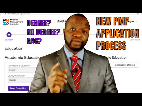 Townhall: NEW PMP Application & Handbook Changes 2020