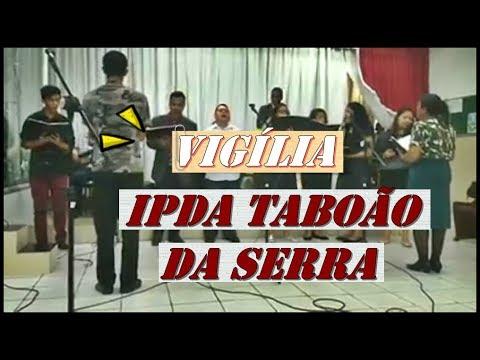 Mocidade Louvando Na Vigília #IPDA Taboão da Serra