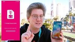 T-Mobile USA Prepaid eSIM Erfahrungsbericht