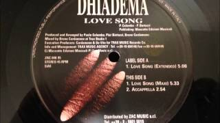 Dhiadema - Love Song