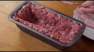 Мясной хлеб по домашнему, meat loaf at home