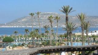 Марокко  Город Агадир   video youtube(Агадир - жемчужина современного туризма в Марокко. Курорт расположен на Атлантическом побережье в долине..., 2013-02-19T16:02:48.000Z)