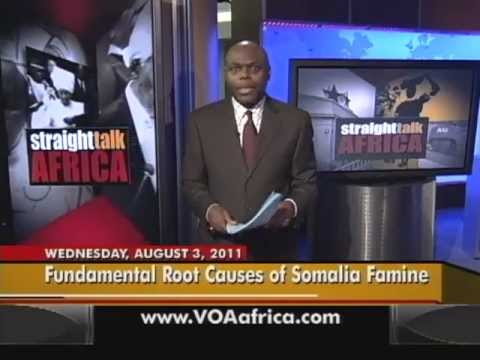 Causes of Famine Crisis in Somalia