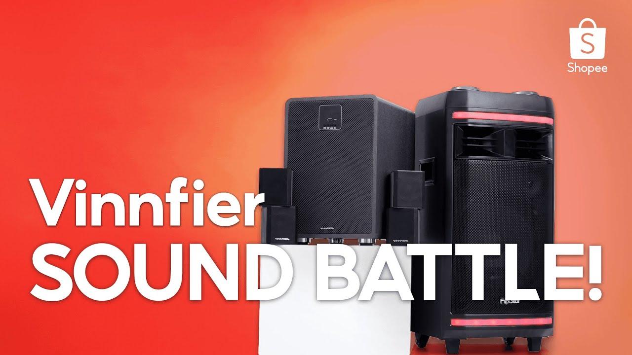 Vinnfier Studio 500 BTRM and Vinnfier FlipGear Tango WMU - Which SOUNDS better?
