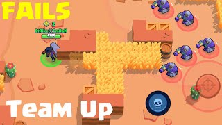 ALL RICOCHETS TEAMED UP TO DEFEAT BROCK l BRAWL STARS FUNNY MOMENTS