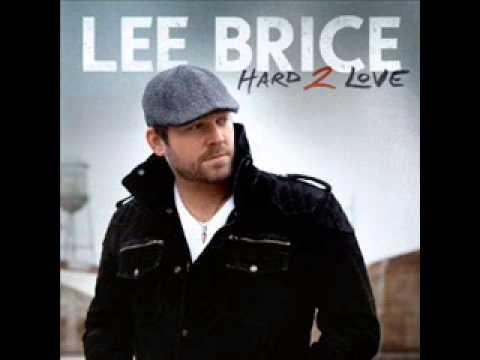 Lee Brice-Hard To Love (lyrics)