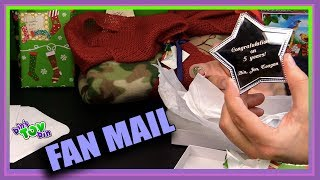 We Are Thankful For You!! Fan Mail Friday | Bins Toy Bin