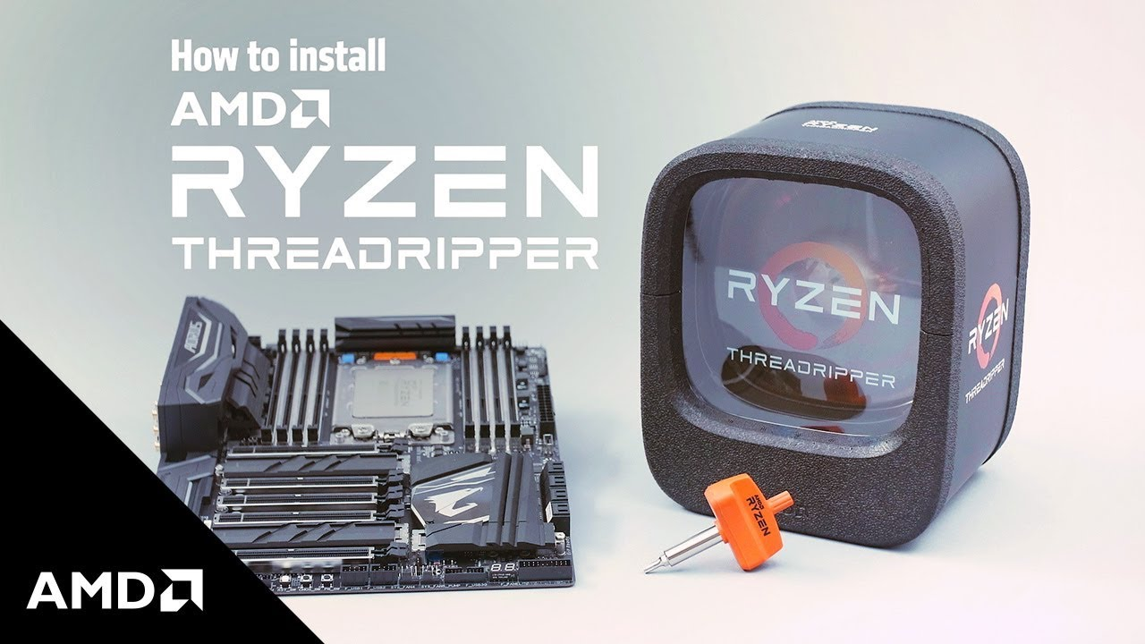 Ryzen™ Threadripper™ 1950X Processor | AMD