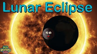 Lunar Eclipse for Kids/Lunar Eclipse 2018 /Lunar Eclipse Song