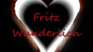 """Fritz Wunderlich - """"Niemand liebt Dich so wie ich"""""""