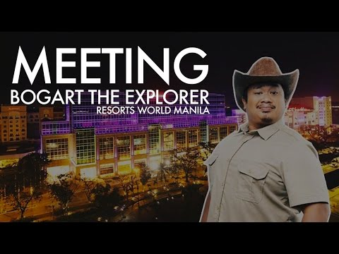 Vlog #16: Resorts World Manila ft. PaperbugTV! | Arj Barcelona