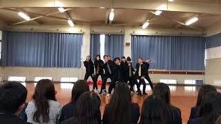 七里ガ浜高校ダンス部 3年生を送る会 《Jade》