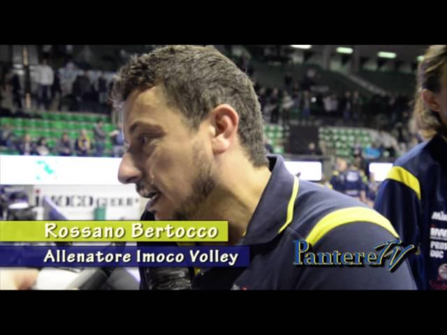 PALAVERDE. Imoco Volley Conegliano Vs Savino Del Bene Scandicci. 15 febbraio 2015