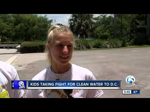 River Kidz continue their fight for clean water - YouTube