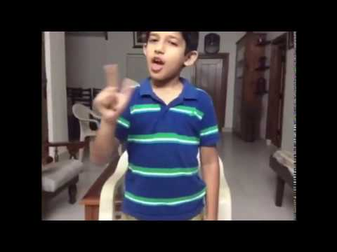 Funny Malayalam Dubsmash by Kids