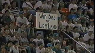 Florida Marlins 1997 7th Game
