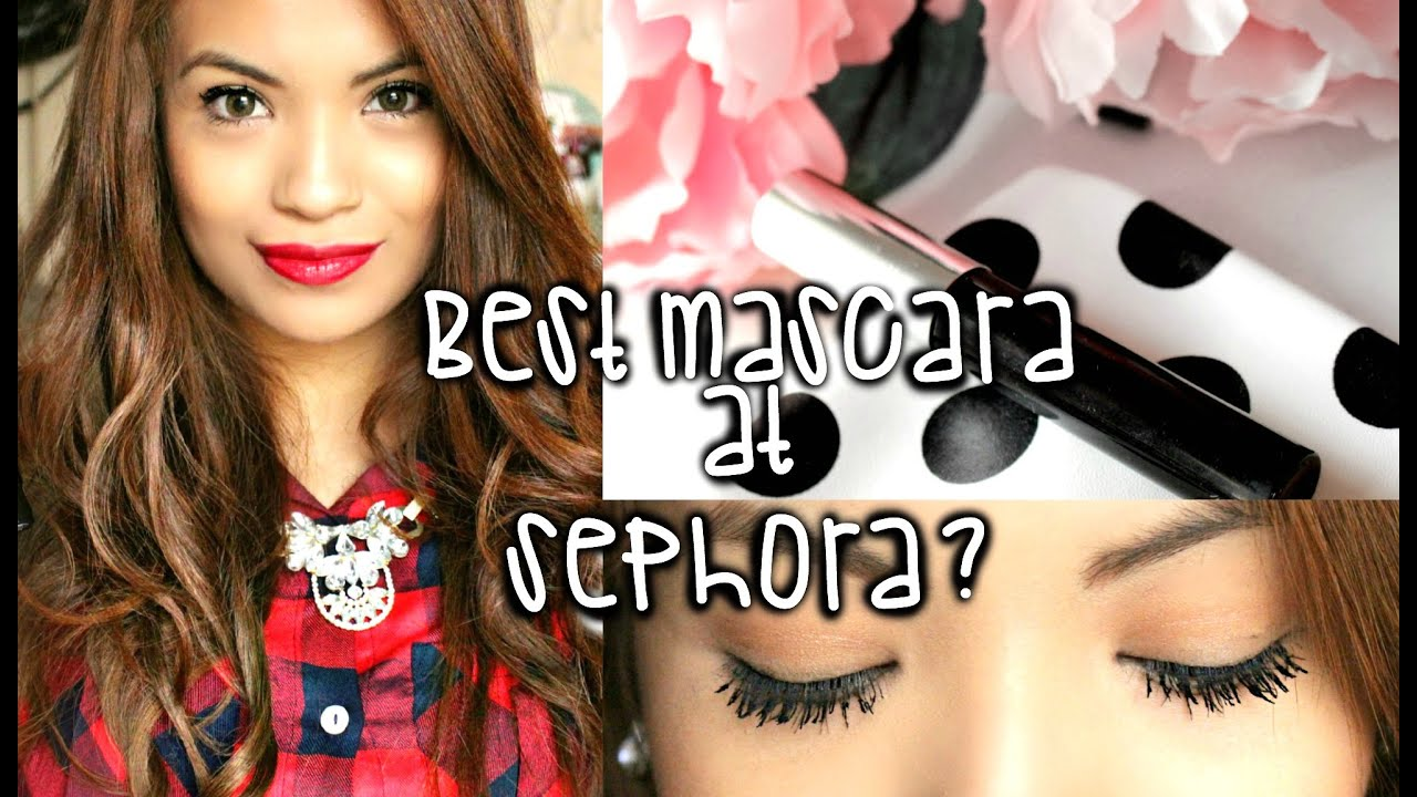 Best Mascara At Sephora? #CurlPower - YouTube