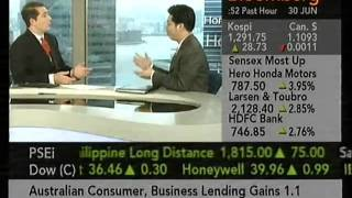 Bloomberg TV Interview: PCCW Asset Sale, Richard Li