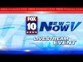 LIVE: Search for Gunman in Maryland-Delaware Shootings; Senate Floor and Hearings; Tillerson Speaks