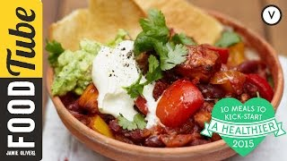 Healthy Vegetable Chilli | #10healthymeals | Felicitas Pizarro