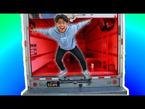 Escape The Haunted Moving Truck!