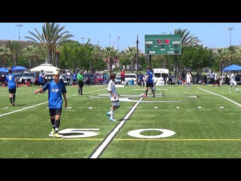 San Clemente Surf - FC Golden State