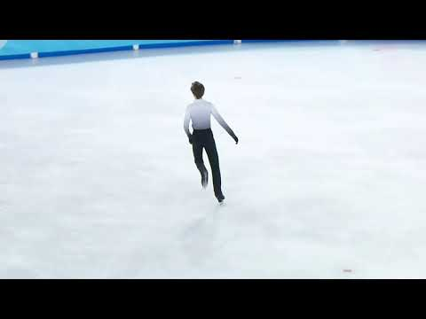 Даниэль Мразик. Произвольная программа. Зимние юношеские олимпийские игры 2020