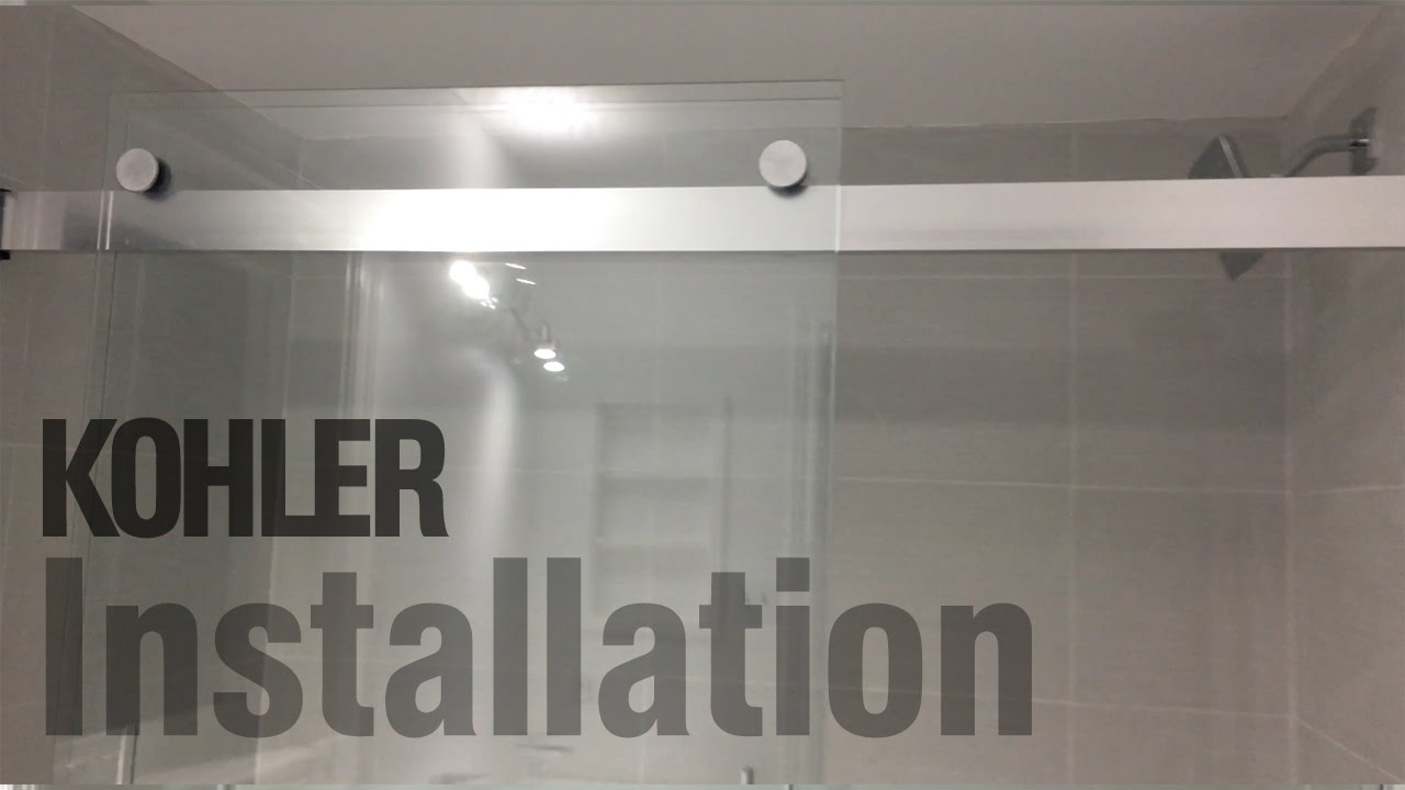 How To Install Kohler Levity Bath Door Manual 60