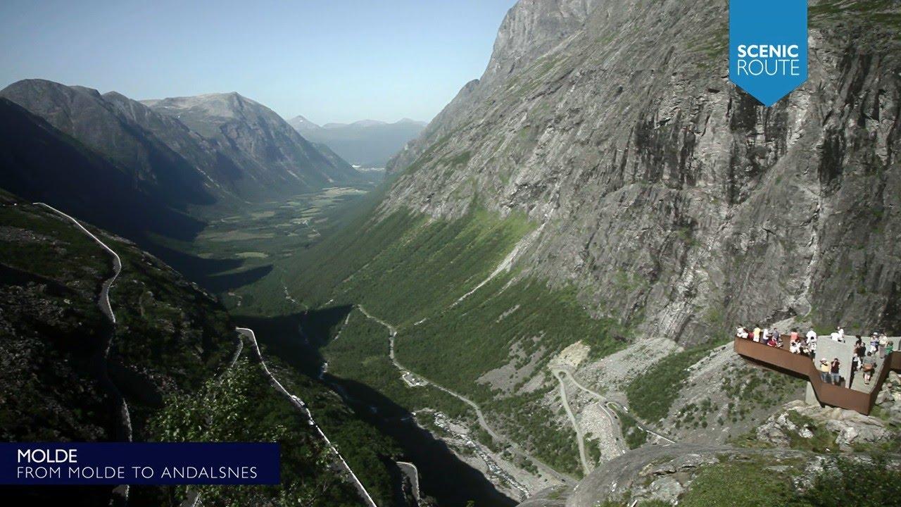 Molde Norwegen