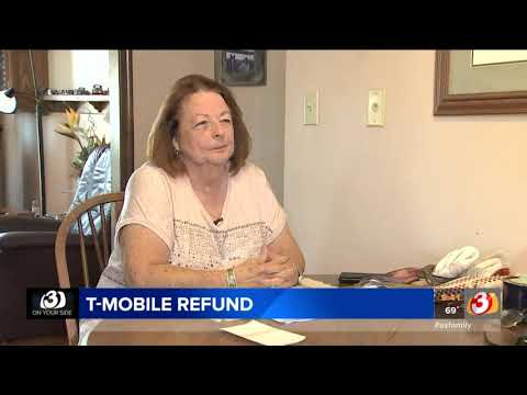 VIDEO: Woman Wants Refund From T-Mobile Over Broken Phone