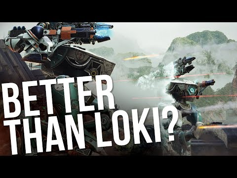 "🔴 War Robots – NEW Robot ""Phantom"" Max MK2 (Different Setups) 