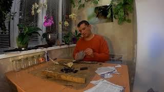 Тест ножа АИ Бирюкова сталь CPM S125V Часть 3