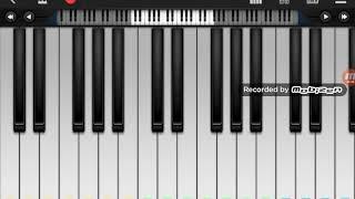 Как играть начало музыки из фильма ГАРИ ПОТЕР